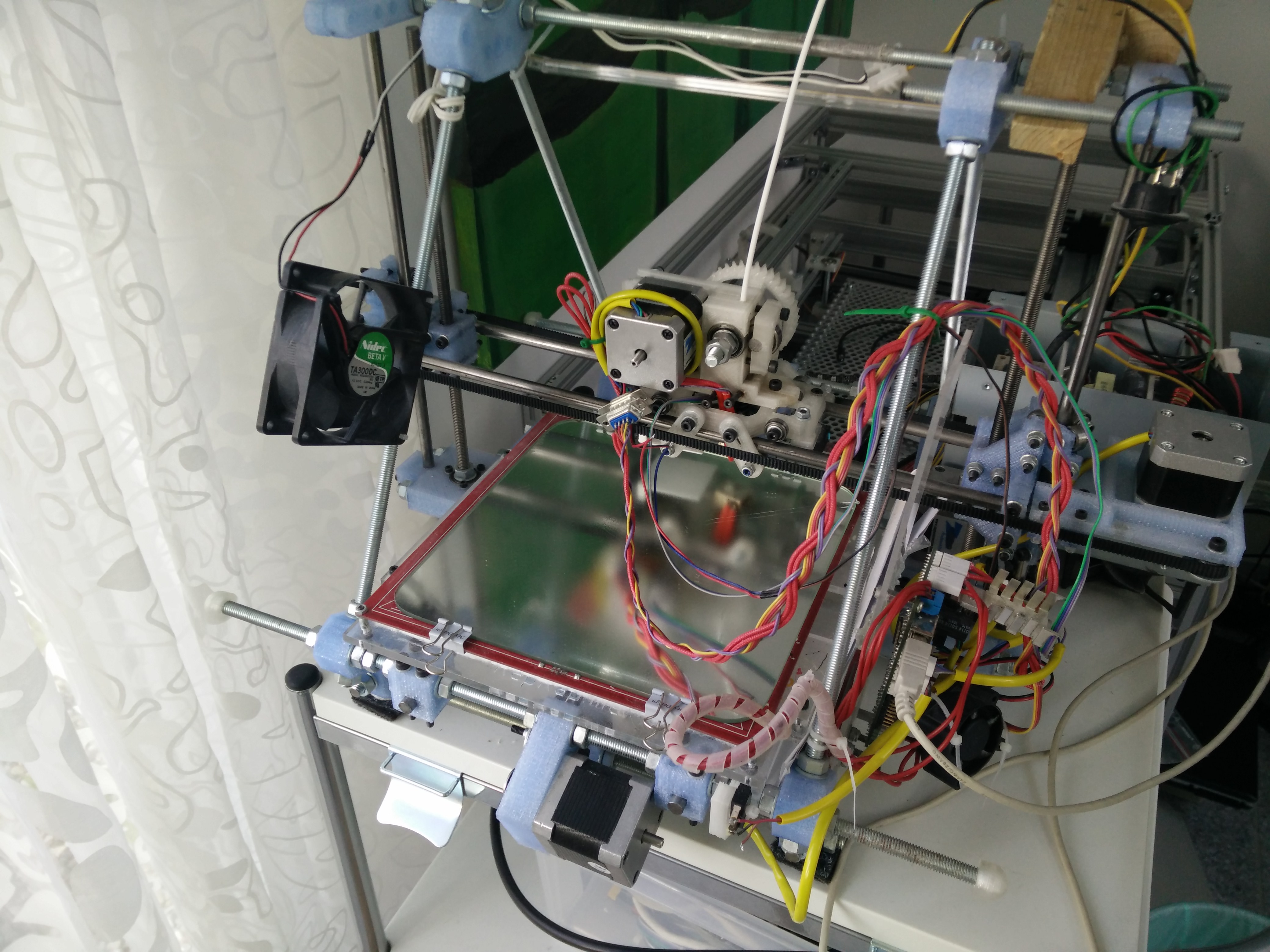 3d printer master thesis For my master's thesis, i want to not only 'get it done' but also work on the topics  that interest me therefore, i chose 3d printing (additive manufacturing) and.